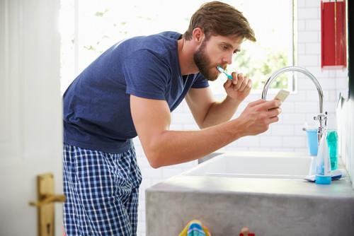 men's oral health