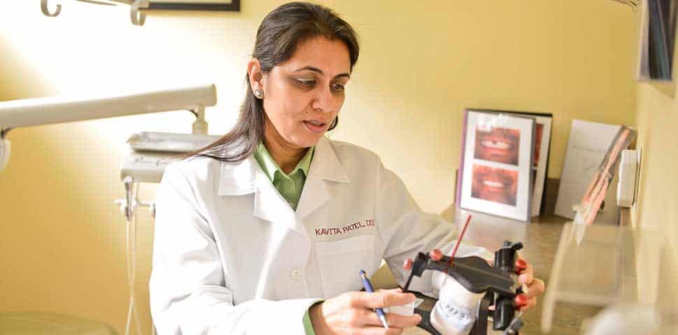Kavita Patel, DDS in Colonia